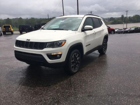 New 2019 JEEP Compass Upland Edition 4x4