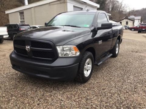 Pre-Owned 2017 Ram 1500 Tradesman 4x2 Regular Cab 6'4 Box