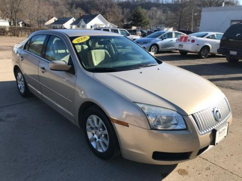 Pre-Owned 2008 Mercury Milan 4dr Sdn I4 FWD