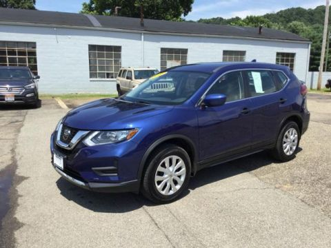 Pre-Owned 2018 Nissan Rogue AWD S