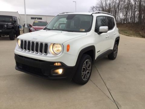 Pre-Owned 2015 Jeep Renegade 4WD 4dr Limited